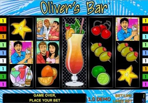 Игровые автоматы с реальным выводом денег на карту - Oliver`s Bar